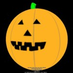 Create a giant 3D Google Earth pumpkin for Halloween