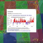 View global warming trends with this new tool from UEA CRU