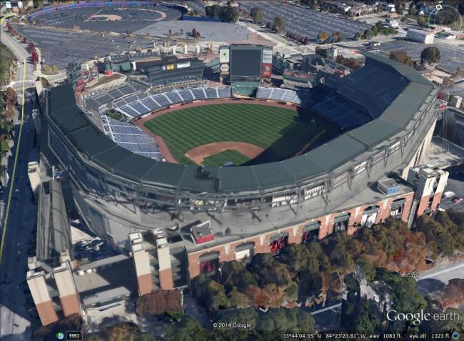 atlanta braves stadium