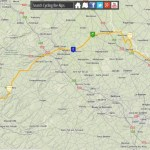 Mapping the 2014 Tour de France
