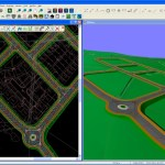 Engineering road systems and housing developments using Google Earth