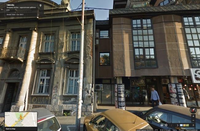 serbia street view