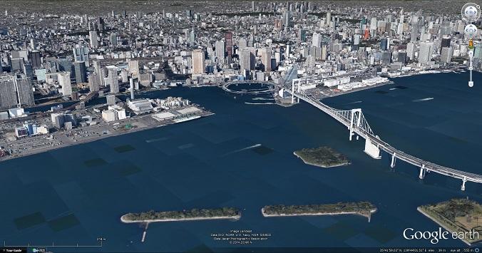Tokyo in 3D