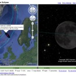 Google Earth plugin showcase: HeyWhatsThat eclipse