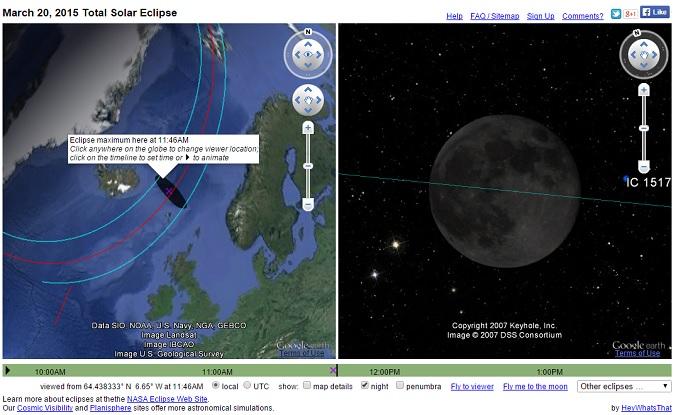 Google Earth Plugin Showcase Heywhatsthat Eclipse Google Earth Blog