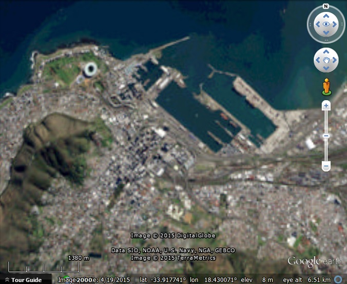 Getting Landsat 8 imagery into Google Earth - Google Earth Blog