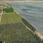 Google floods southern California