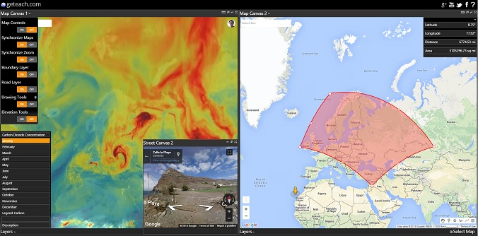 Where next after the Google Earth API? - Google Earth Blog