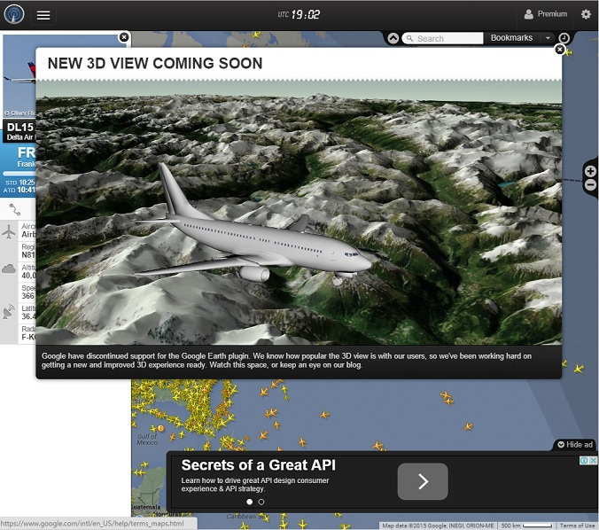 Where next after the Google Earth API? - Google Earth Blog