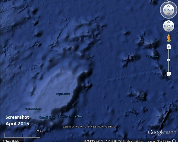 New Sea Floor Map for Google Earth - Google Earth Blog
