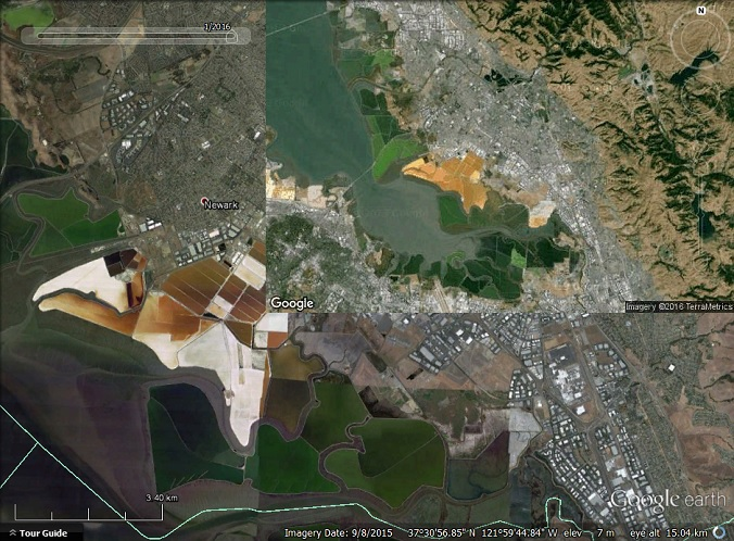A Google Map Image Overlay in Google Earth - Google Earth Blog