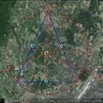 Drawing circles in Google Earth