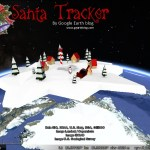 The Google Earth Blog Santa Tracker