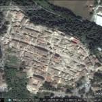 Google Earth Imagery Updates, Italian Earthquake, Burning Man, Train Crash