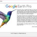 Google Earth Easter Egg
