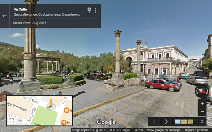 Google maps street view android auto | Google Maps' satellite view