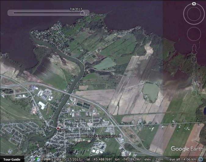 Google Earth Imagery Updates: Floods - Google Earth Blog on search flood map, live flood map, google listing, world flood map, nasa flood map, al gore flood map, google property search, geographic information system flood map, google scholar,