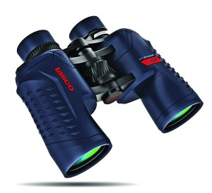Tasco Off Shore 10x42mm Waterproof Porro Prism Binoculars, Blue