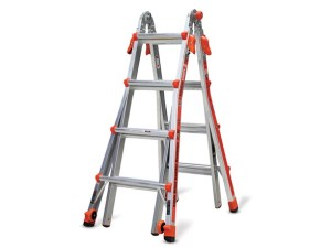 Little Giant 14717-139 Liberty 17' Ladder with Trestle Brackets