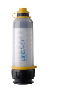 LIFESAVER Systems 4000 Ultra Filtration Water Bottle