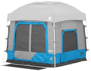 E-Z UP Inc. CC10ALSP E-Z Cube 5.4 Outdoor Camping Tent, Splash