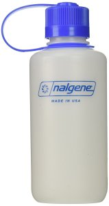 Nalgene HDPE 32oz Narrow Mouth BPA-Free Water Bottle
