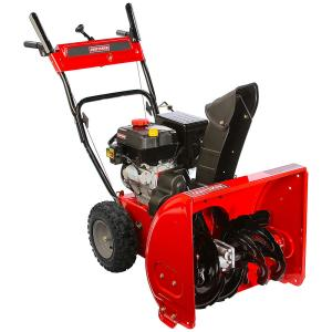 "Craftsman 88433 22"" 179cc Dual-Stage Gas Snowblower"
