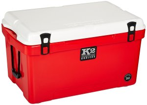 K2 Coolers Summit 50 Team Color Edition Cooler