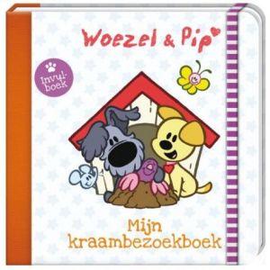 Woezel en Pip kraambezoekboek