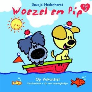 Woezel en Pip op vakantie! Deel 3