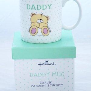 Hallmark Forever Friends Daddy Mug