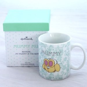 Hallmark Forever Friends Mummy Mug
