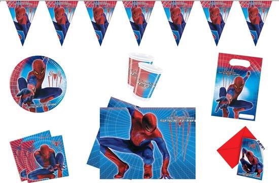 Spiderman Feestpakket