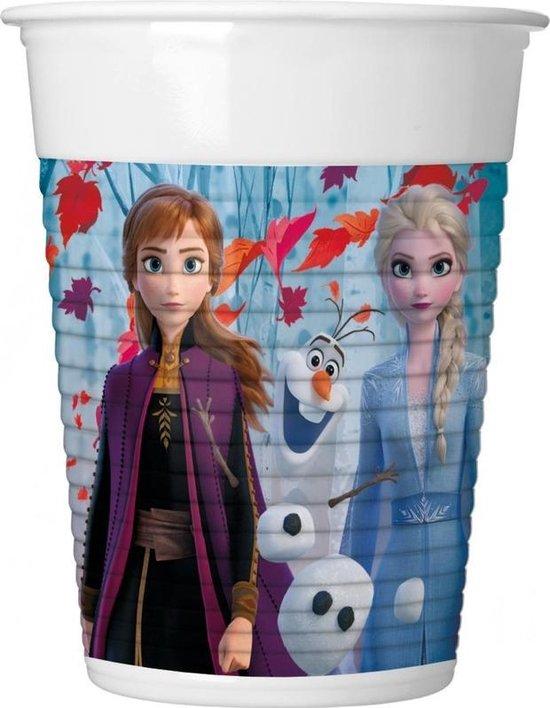 Frozen II drinkbekers