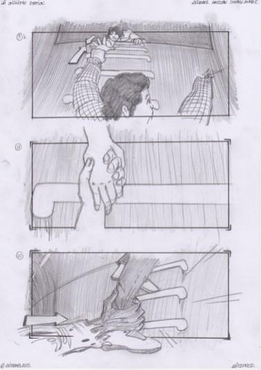 Storyboard - la Onzieme station - 03