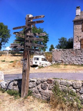 Lozere-village