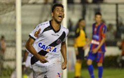 Marlon conquistou acesso para a Série A do Brasileiro com a Vasco. Foto: Marcello Dias/Futura Press