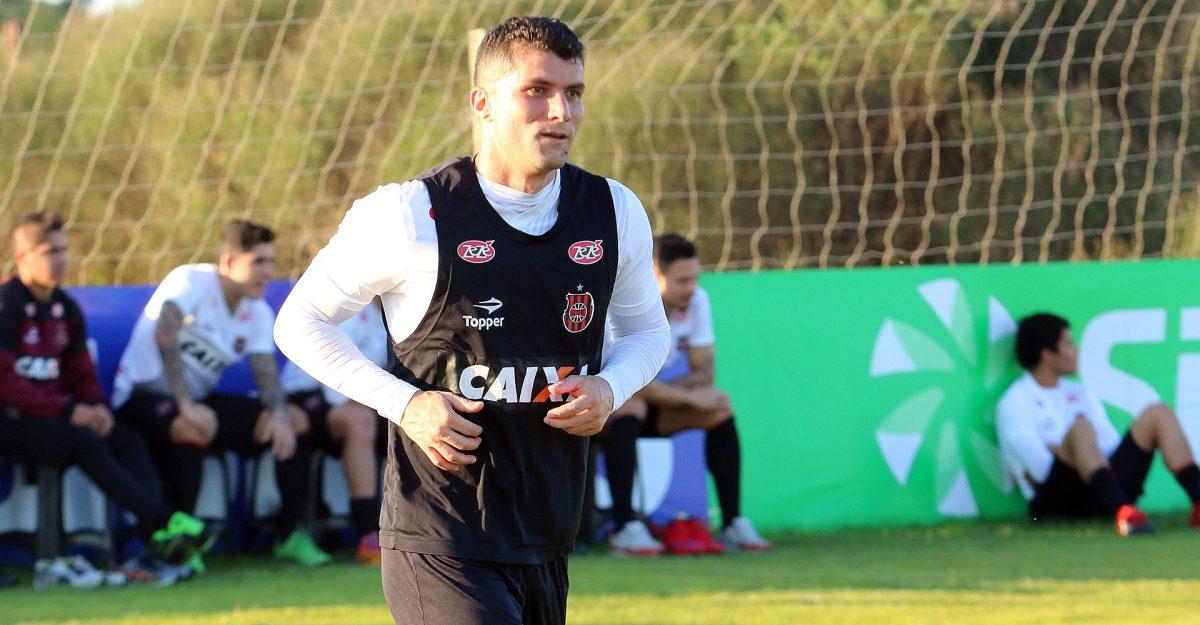 Ednei, lateral-direito de 31 anos, é o novo reforço do Brasil-Pel para a Série B do Brasileirão
