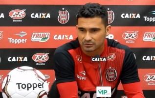 Itaqui falou sobre a semana de treinos do Brasil. Foto: Captura/TV Xavante