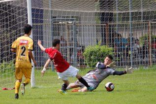 Mais cedo, sub-17 perdeu invencibilidade. Gol Xavante foi de Alex. Foto: Jonathan Silva