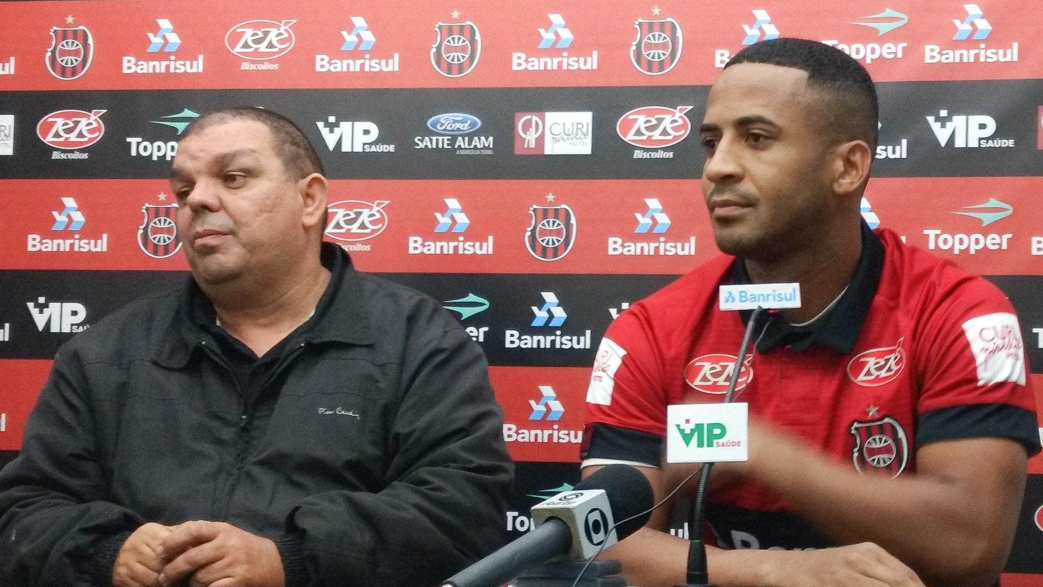 Brasil-Pel: Meio-campista Pereira é o novo reforço rubro-negro para a temporada