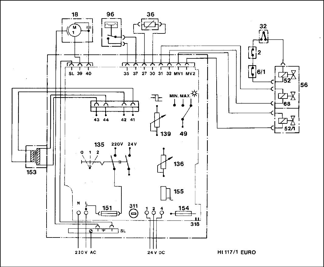 Honeywell Clarostat Potentiometer Schematic