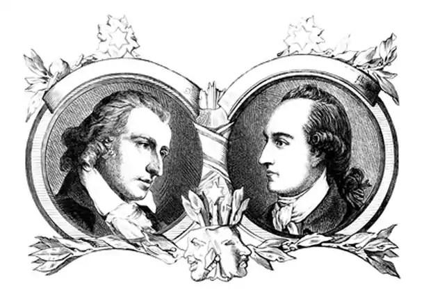 Zuneigung Des Faust Johann Wolfgang Von Goethe Gedichte