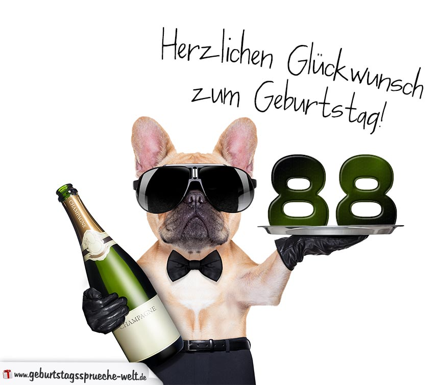88 Geburtstag Gluckwunsche Fur Senioren