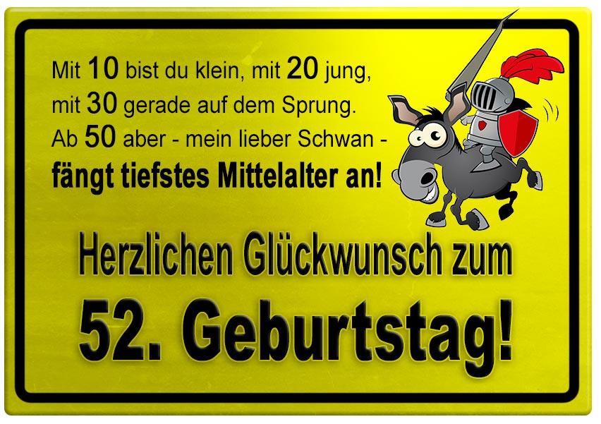52 Geburtstag Gif