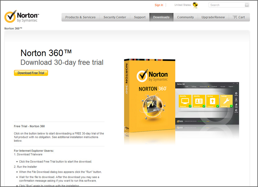 Norton Security 2015 Review Best Antivirus Download Free 30 Days Trial