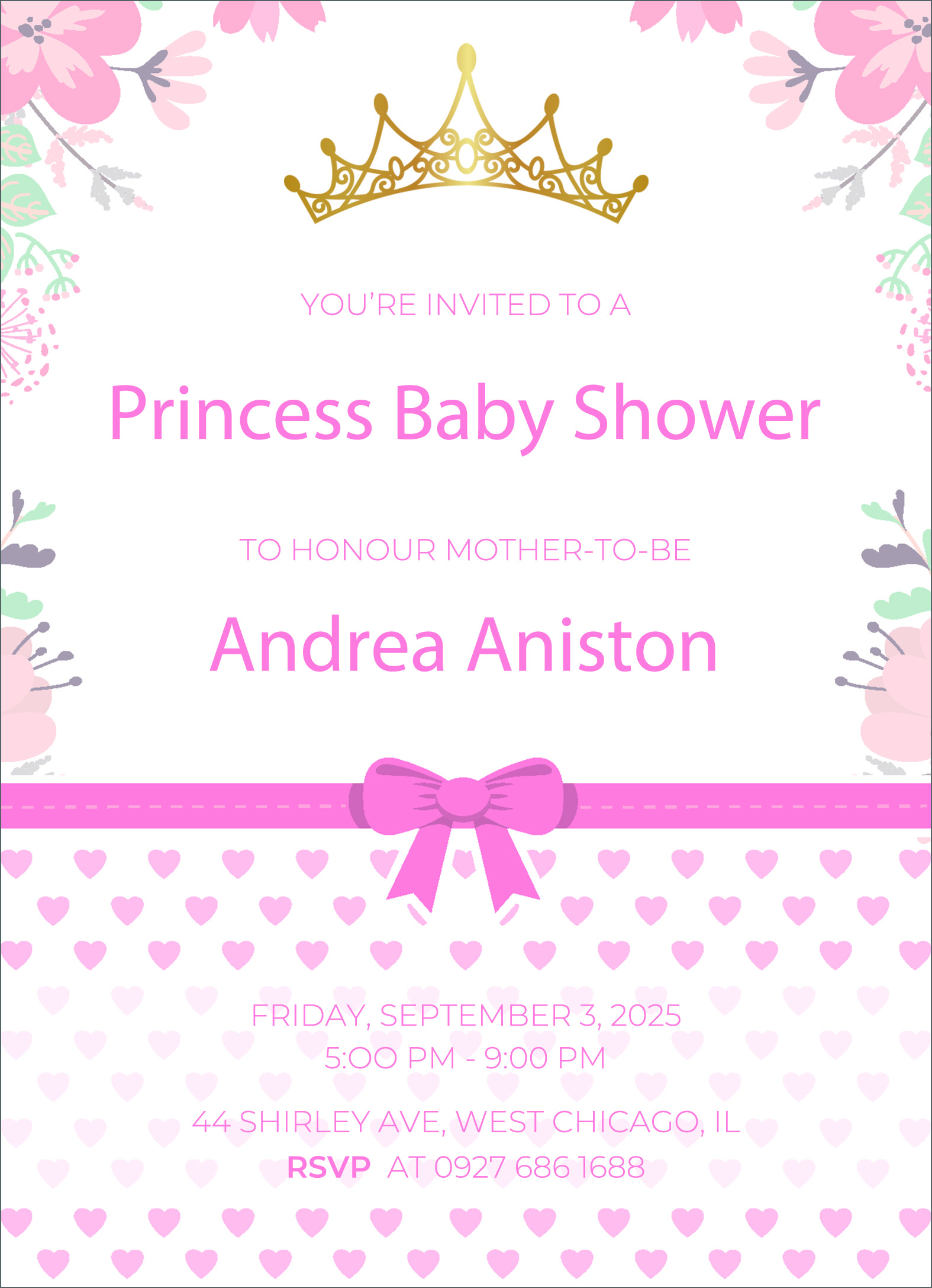 12 free editable baby shower invitation