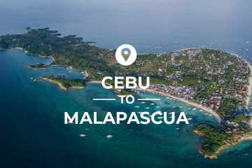Cebu to Malapacua cover image