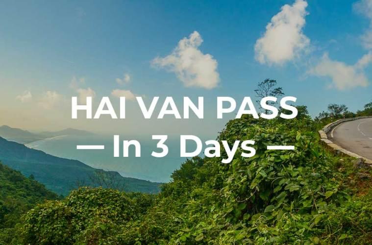 Hai Van Pass Hoi An Hue cover image