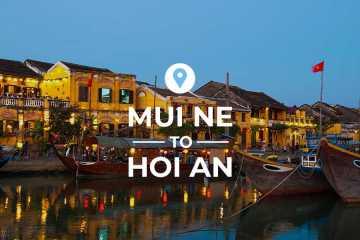 Mui Ne to Hoi An cover image